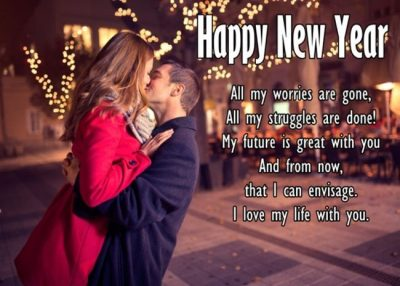 Happy New Year Babe