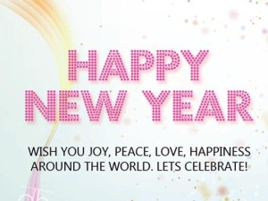 Happy New Year Quotes with Images and Wishes for friends wallpapers