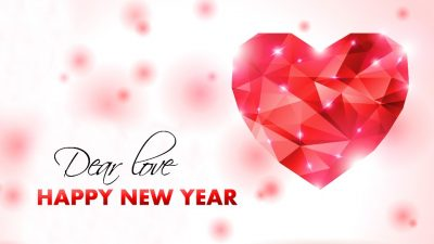 Happy New Year for Girlfriend