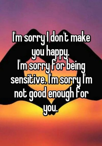 Images For I'm Sorry