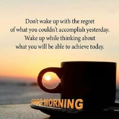 Morning Motivational Quotes