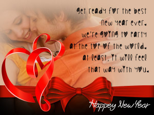 Most Romantic New Year Messages Images
