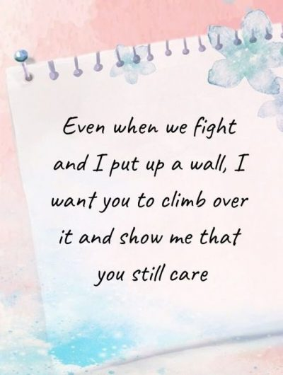 Quotes To Say You Care