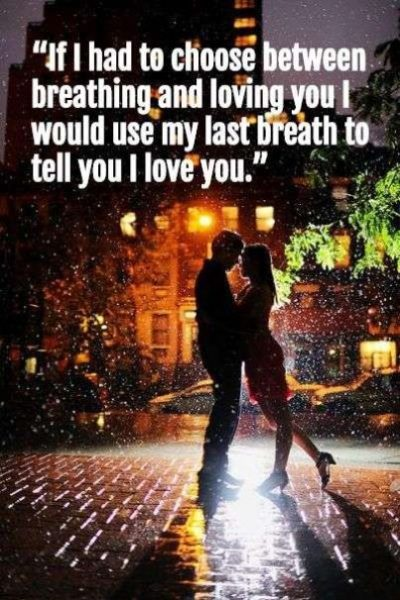 Romantic Picture Quotes for Bf