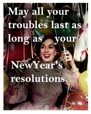 Sweet Funny New Year Resolution Quotes Images HD