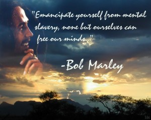 Free You Mind QUotes Bob Marley Images