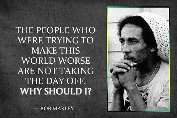 Bob Marley Quotes About Friendship Prepossessing Famous Bob Marley Quotes About Love  The Best Love Quotes