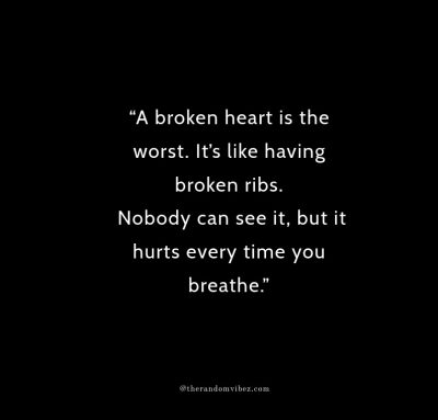 Broken Heart Quotes for Him