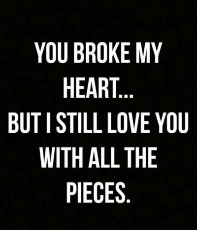 Broken Relationship Quotes