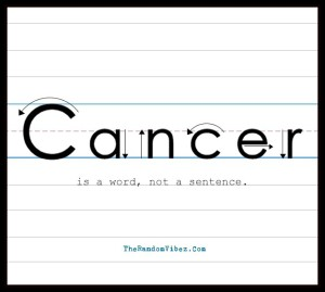 Famous Cancer Inspirational Quotes images