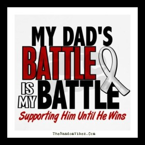 Best Cancer quotes for dad images