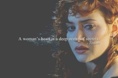 Deep Titanic Quotes By Rose