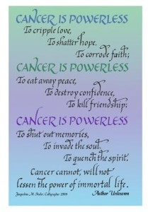 Quotes For Cancer Patients Classy 55 Inspirational Cancer Quotes For Fighters & Survivors