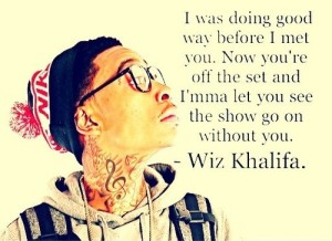 Famous Wiz Khalifa Quotes Images Wallpapers