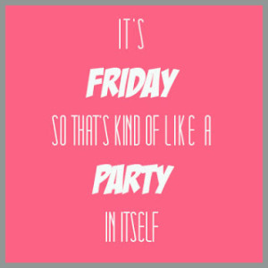 Friday TGIF Quotes Images