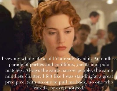 Images From Titanic Movie