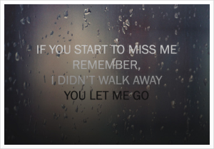Letting go quotes tumblr images