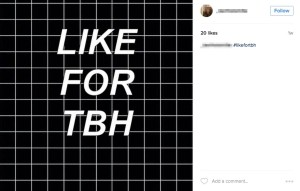 Like for TBH Pictures