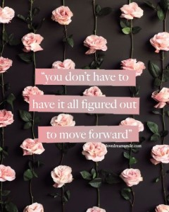Motivating Quotes about moving forward in life images