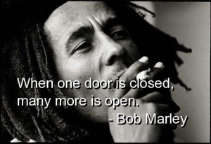 Positive Bob Marley Quotes Sayings Images