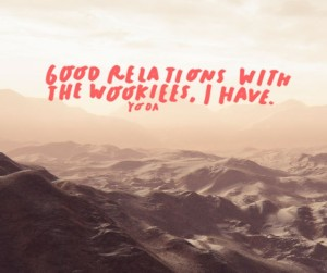 Quotes Good Relations Yoda Pics