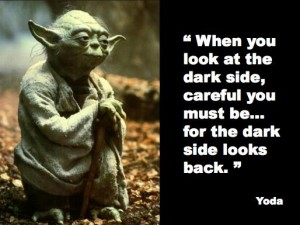 StarWars Yoda Pictures Quotation
