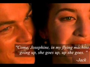 Titanic love quotes images hd