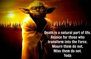 Yoda Death Quotes Images