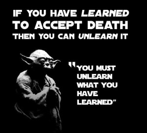 Yoda movie quotes about death images