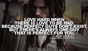 bob marley love quotes pictures