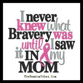 sweetest Cancer quotes for mom images