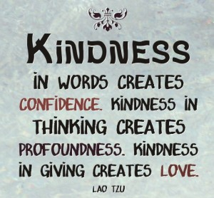 lao tzu quotes on kindness images