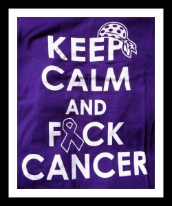 Screw Cancer Quotes Images