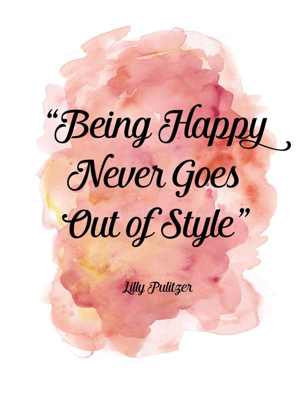 Being Happy Quotes Images