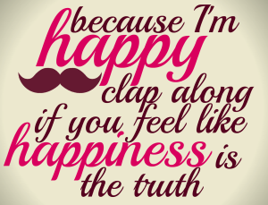 I'm Happy Quote Images