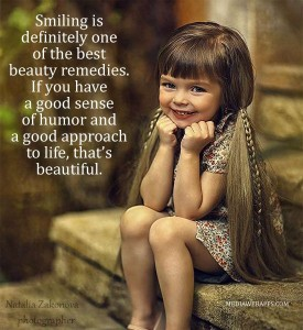 quotes that make you smile and laugh image