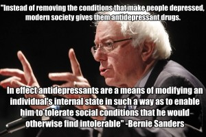 Bernie Sanders Quotes about Society and Drugs Images