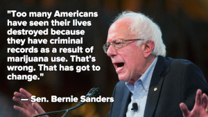 Bernie Sanders quotes on Americans & Drugs Images