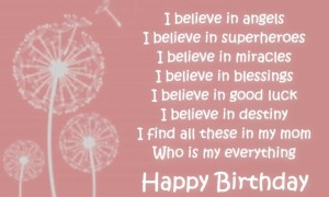 Best Happy birthday mom quotes wishes