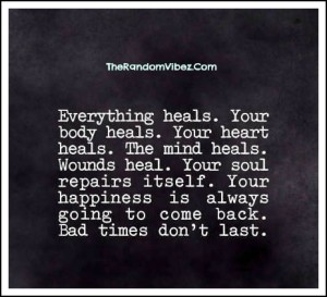 Best Healing Quotes IMages