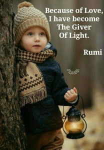 Cute Best Rumi Quote Images