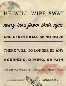Christian Quotes about Losing a Loved One images