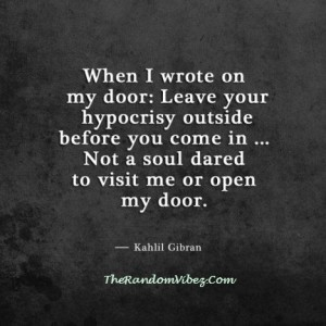 Classic Khalil Gibran Quotes