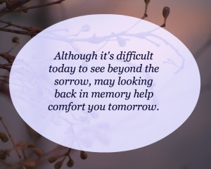 Comforting quotes about death images