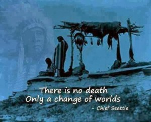 Deep Quotes about Death Images