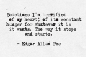 Deep Quotes by Edgar Allan Poe Images