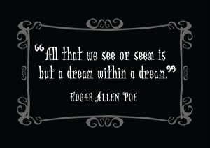 Edgar Allan Poe Quotes from The Raven Images
