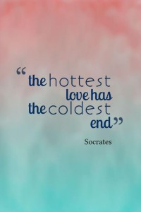 Famous Breaking Up Quotes by Socrates IMages