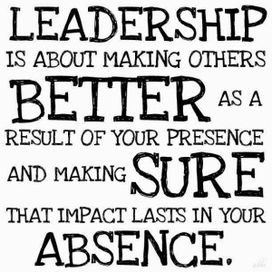 Famous Quotes About Leadership Images