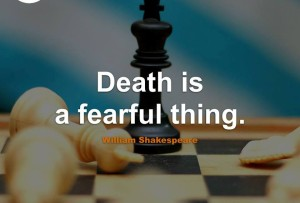 Fearful Dealth Quotations